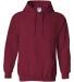 18500 Gildan Heavyweight Blend Hooded Sweatshirt CARDINAL RED