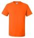 29 Jerzees Adult Heavyweight 50/50 Blend T-Shirt TENNESEE ORANGE