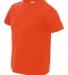 3321 Rabbit Skins Toddler Fine Jersey T-Shirt ORANGE