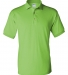8800 Gildan® Polo Ultra Blend® Sport Shirt LIME