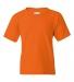 5000B Gildan™ Heavyweight Cotton Youth T-shirt  S ORANGE