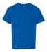 5000B Gildan™ Heavyweight Cotton Youth T-shirt  NEON BLUE