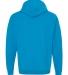 18500 Gildan Heavyweight Blend Hooded Sweatshirt SAPPHIRE