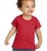 5100P Gildan - Toddler Heavy Cotton T-Shirt RED