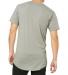 BELLA+CANVAS 3006 Long T-shirt HEATHER STONE