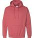 18500 Gildan Heavyweight Blend Hooded Sweatshirt HTH SPT SCRLT RD