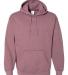 18500 Gildan Heavyweight Blend Hooded Sweatshirt HT SP DRK MAROON