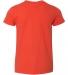 2201W Youth Fine Jersey T-Shirt ORANGE