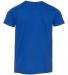 2201W Youth Fine Jersey T-Shirt ROYAL BLUE
