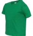 3321 Rabbit Skins Toddler Fine Jersey T-Shirt VINTAGE GREEN