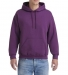 18500 Gildan Heavyweight Blend Hooded Sweatshirt PLUM