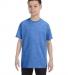 5000B Gildan™ Heavyweight Cotton Youth T-shirt  HEATHER ROYAL