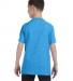5000B Gildan™ Heavyweight Cotton Youth T-shirt  HEATHER SAPPHIRE