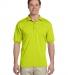 8800 Gildan® Polo Ultra Blend® Sport Shirt SAFETY GREEN