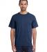Comfort Wash GDH100 Garment Dyed Short Sleeve T-Shirt Navy