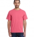 Comfort Wash GDH100 Garment Dyed Short Sleeve T-Shirt Crimson Fall