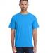 Comfort Wash GDH100 Garment Dyed Short Sleeve T-Shirt Summer Sky Blue