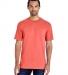 51 H000 Hammer Short Sleeve T-Shirt CORAL SILK