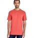 51 H000 Hammer Short Sleeve T-Shirt BRIGHT SALMON