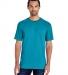 51 H000 Hammer Short Sleeve T-Shirt TROPICAL BLUE