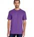 51 H000 Hammer Short Sleeve T-Shirt SPORT PURPLE