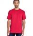 51 H000 Hammer Short Sleeve T-Shirt SPRT SCARLET RED
