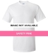 Gildan 2000 Ultra Cotton T-Shirt G200 SAFETY PINK