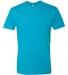 Next Level 3600 T-Shirt TURQUOISE