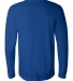 BELLA+CANVAS 3501 Long Sleeve T-Shirt TRUE ROYAL