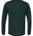 BELLA+CANVAS 3501 Long Sleeve T-Shirt EMERALD TRIBLEND