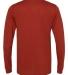 BELLA+CANVAS 3501 Long Sleeve T-Shirt BRICK TRIBLEND