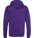BELLA+CANVAS 3719 Unisex Cotton/Polyester Pullover TEAM PURPLE