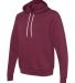 BELLA+CANVAS 3719 Unisex Cotton/Polyester Pullover MAROON