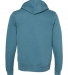 BELLA+CANVAS 3719 Unisex Cotton/Polyester Pullover HTHR DEEP TEAL