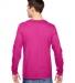 SFL Fruit of the Loom Adult Sofspun™ Long-Sleeve T-Shirt  CYBER PINK