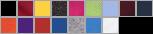 82800L swatch palette