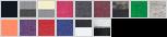 4437 swatch palette