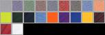 46000 swatch palette