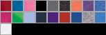 64000L swatch palette