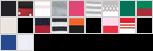 201Z swatch palette