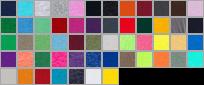 3930R swatch palette