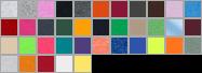 4930 swatch palette