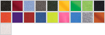 42000L swatch palette