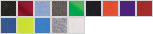 42400B swatch palette