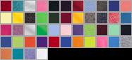 5000L swatch palette
