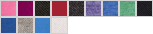 64V00L swatch palette