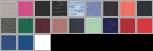 8815 swatch palette