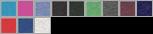 8435 swatch palette