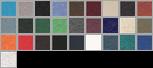 3415 swatch palette