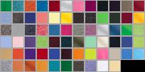 5000 swatch palette